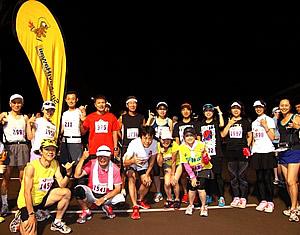 カウアイマラソンに多くの日本人が参加しています