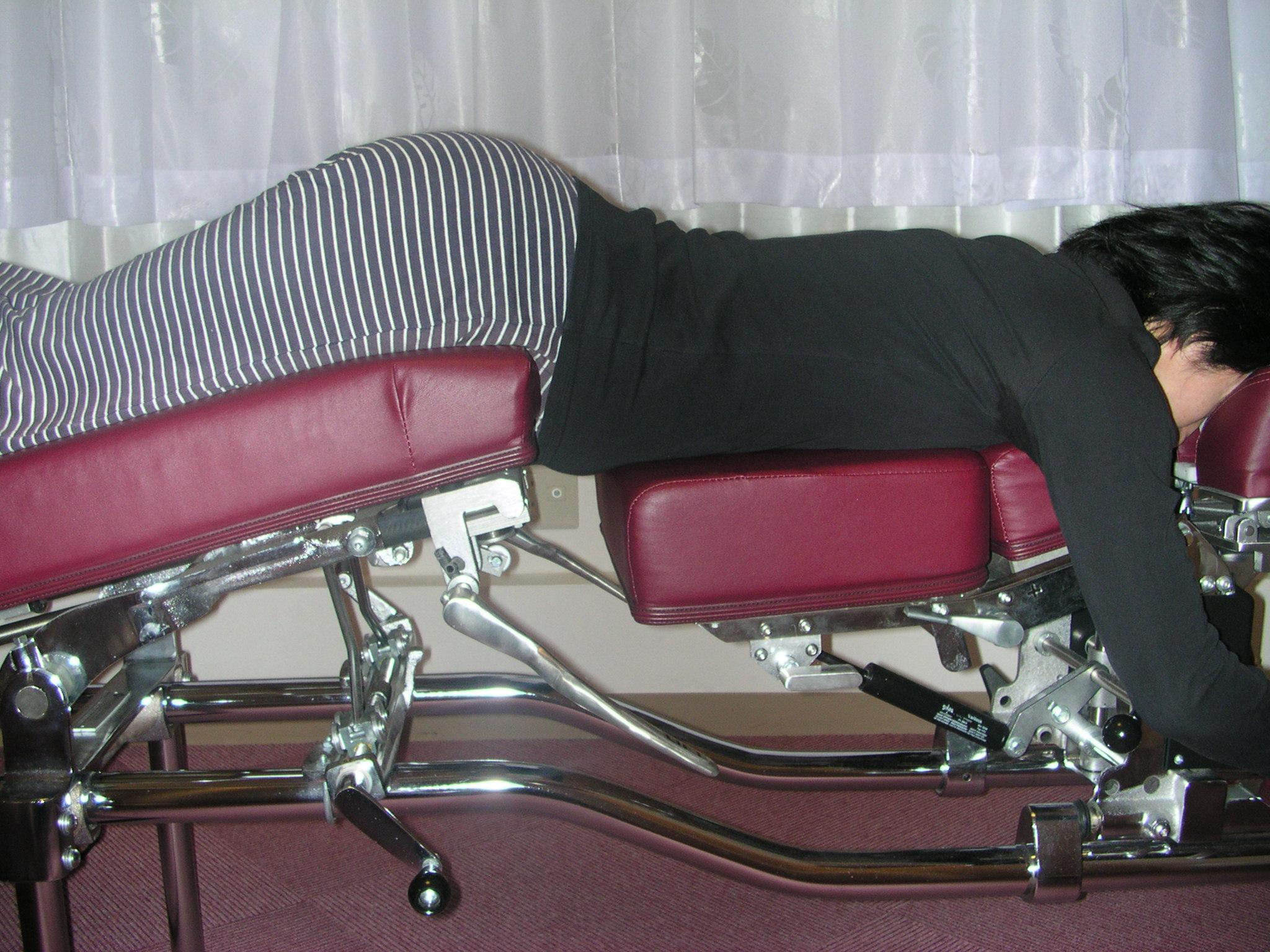 妊婦さんの腰痛に安心なカイロプラクティック治療